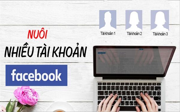Ứng dụng nuôi nick facebook